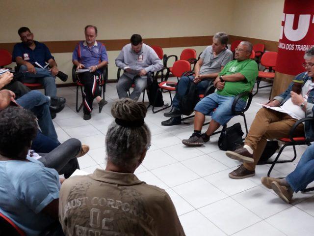 Centrais sindicais e movimentos sociais definem ato unificado de 1º de ...