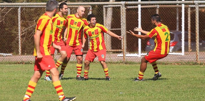 Definidos primeiro finalista e semifinal do Campeonato Bancário de Futebol de Campo 2018