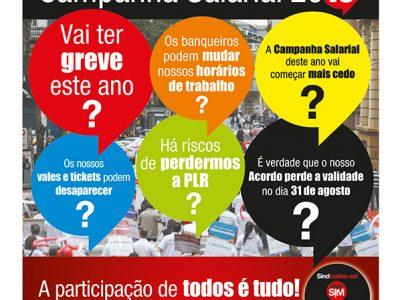 Bancários gaúchos vão apontar caminhos para Campanha Nacional 2018 na Conferência Estadual deste fim-de-semana