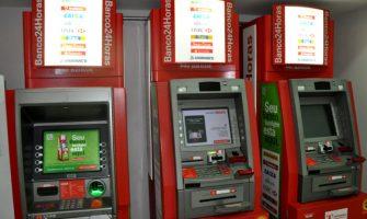 Abastecimento de caixas eletrônicos da Rede Banco24h pode ser prejudicado pela greve