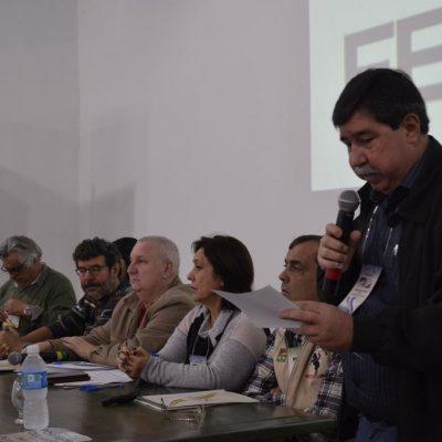 Conferência Estadual reforça luta em defesa dos nossos direitos e pela Campanha Salarial 2018