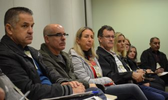 Colegas do Itaú mostram resistência e disposição para a luta por manter e ampliar direitos no Encontro Estadual