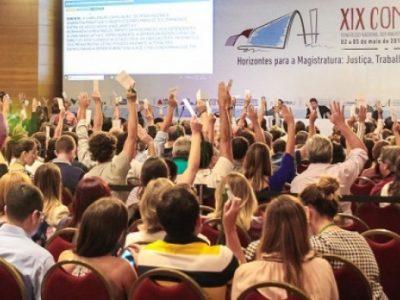 Congresso Nacional dos juízes do Trabalho reforça que Reforma Trabalhista é subordinada à Constituição