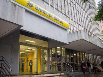 SindBancários realiza ato em defesa da Cassi em prédio da Superintendência Estadual do BB nesta quarta, 20/6