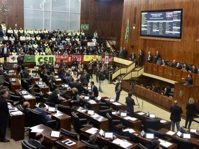 Sartori colhe nova derrota na tentativa de aprovar plebiscito, privatizar estatais e atingir o Banrisul