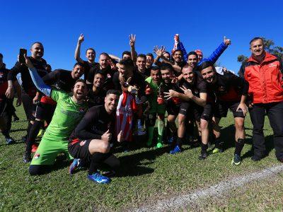 Nos pênaltis, Santander conquista o bicampeonato do Campeonato Bancário de Futebol de Campo