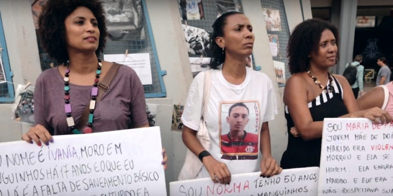 """""""Auto de resistência"""", que desvenda mortes de favelados pela polícia carioca, estreia dia 28/05 no CineBancários"""