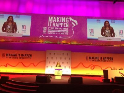 5ª Conferência Mundial de Mulheres da UNI Global debate combate a desigualdade de gênero