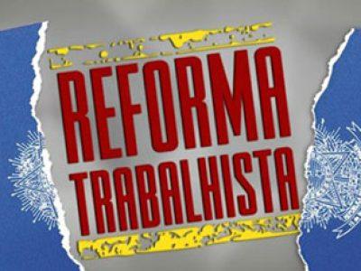 Dinheiro público financia seminários a favor da reforma trabalhista