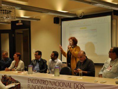 Bancários do Santander iniciam encontro nacional