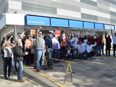 Caixa tem lucro recorde de R$ 6,65 bilhões no 1º semestre de 2018 às custas do trabalho dos empregados