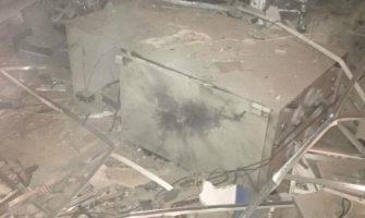 Na madrugada desta sexta, assaltantes atacaram o Banrisul em Boa Vista do Incra