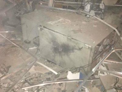 Criminosos atacam posto do Banrisul em Mato Castelhano, no sábado