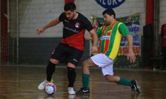 Foi dada a largada para a Copa SindBancários de Futsal 2018. Primeira rodada tem 26 gols
