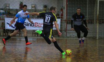 Segunda rodada do Futsal 2018 mantém média de 26 gols marcados e assinala favoritos nas duas chaves