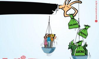 Em 2017, R$ 354,8 bilhões foram transferidos da renda dos trabalhadores para pagar juros aos bancos