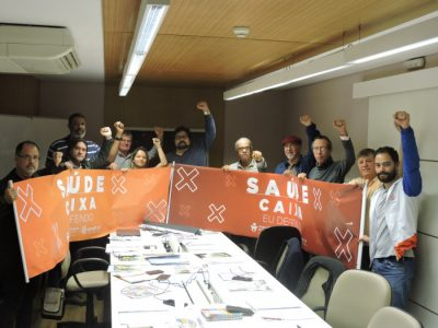 Dia de Luta em Defesa dos Planos de Saúde terá debate no SindBancários nesta quarta, 25