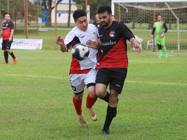 Atenção: Semifinal do Campeonato dos Bancários de Futebol ...