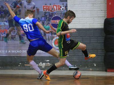 Definidos confrontos das quartas de final da Copa SindBancários de Futsal 2018