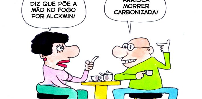 Defensora da Lava Jato diz que confia em Alckmin