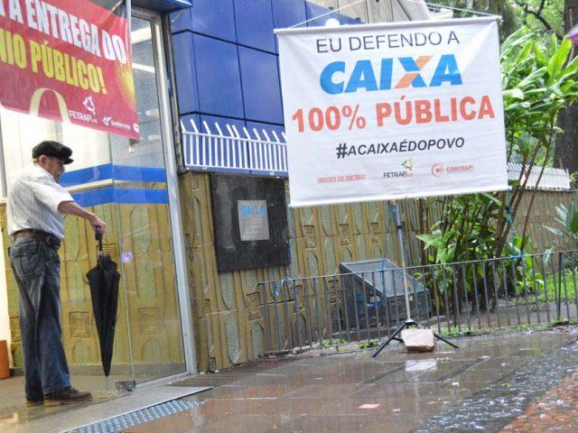 Henrique Meirelles admite que Caixa está sendo preparada para a ...