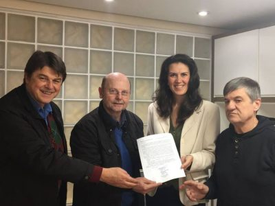 SindBancários pede apoio a deputado Bohn Gass contra desmonte dos planos de saúde de estatais federais