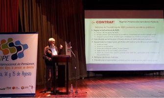 Contraf-CUT participa de Foro Internacional de Previdência na Colômbia