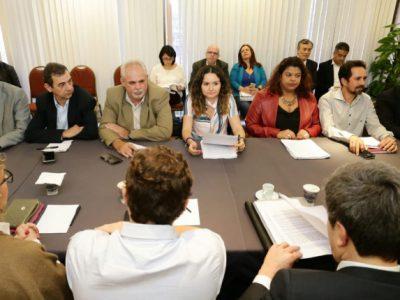 Comando Nacional dos Bancários está reunido com Fenaban para cobrar proposta