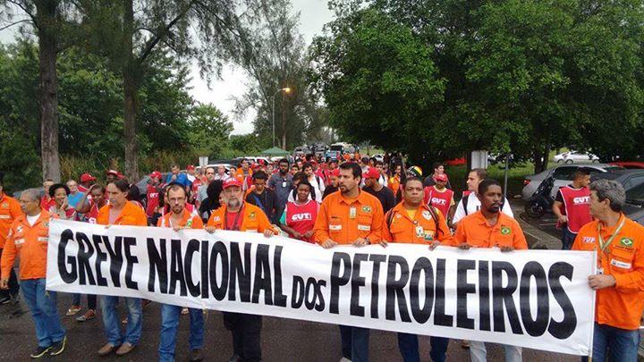 Resultado de imagem para FUP avisa a Petrobras greve