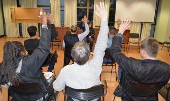 Colegas do Santander aprovam acordo coletivo específico com política de PPRS em assembleia