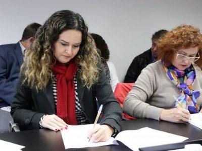 Assinado acordo específico do Santander, aditivo à CCT