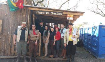 Piquete dos Bancários resgata história e promove cultura gaúcha e confraternizações