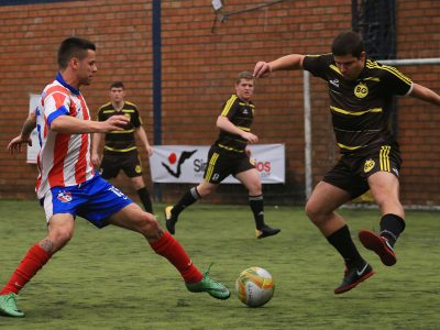 Terceira rodada define classificados aos triangulares da Taça SindBancários de Futebol Sete no sábado, 20/10