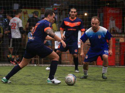 Maratona da segunda fase define confrontos das semifinais da Taça SindBancários de Futebol Sete