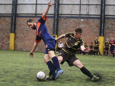 Taça de Futebol Sete começa com média acima de cinco gols por jogo