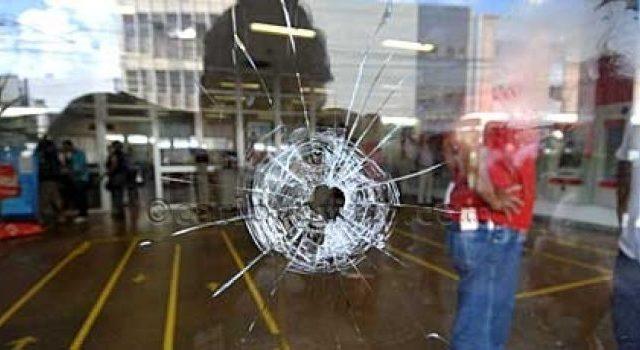 Ataques a agências bancárias cresceram 21,4% nos primeiros nove ...