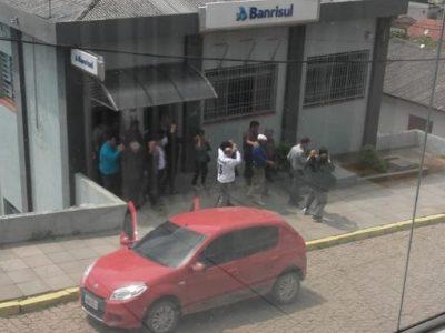 Mês de outubro registra um ataque a agência bancária a cada 20 horas no RS