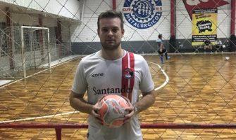 Bicampeão do futsal bancário, Santander Bairro estreia com vitória na Copa Classe Trabalhadora