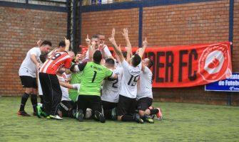 Santander Bairro: FC o verdadeiro campeão de tudo imortal do futebol bancário