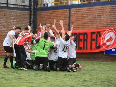 Santander Bairro FC: o verdadeiro campeão de tudo imortal do futebol bancário