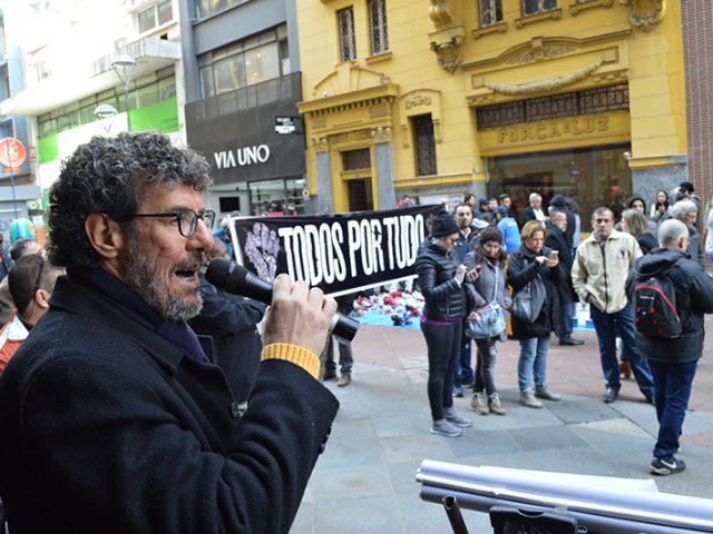 "Entrevista Juberlei Bacelo, diretor da Fetrafi-RS: ""A Campanha Nacional de 2018 ..."