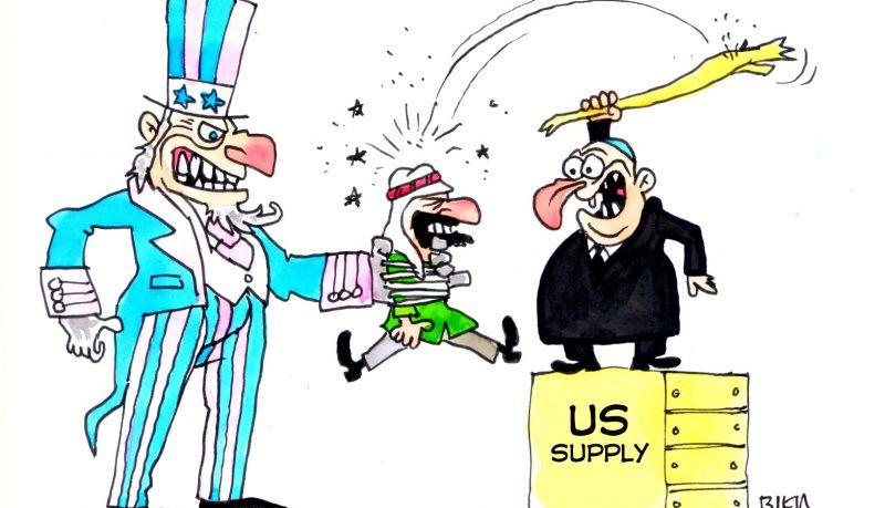 Israel volta a bombardear a Faixa de Gaza
