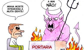 Bolsonaro: nem o diabo quer