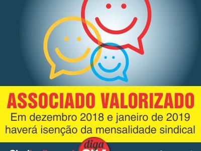 SindBancários valoriza associados ao isentar dois meses de mensalidades