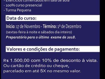 Estão abertas matrículas para nova turma de CEA em novembro no SindBancários