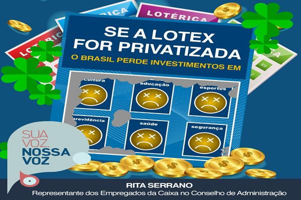 Privatização da loteria instantânea abre novo capítulo ...