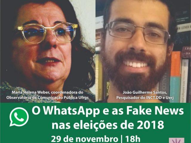 SindBancários sedia painel sobre WhatsApp e Fake News nas ...