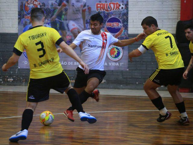 Definidos os jogos das semifinais da Copa SindBancários de ...