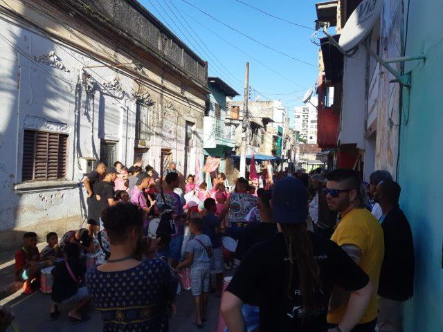 Berço do samba e da resistência em Porto ...