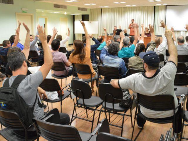 SindBancários convoca bancários para assembleia de plano orç...
